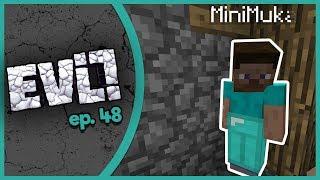 Minecraft Evolution SMP - Adventure w/ MiniMuka - ep. 48