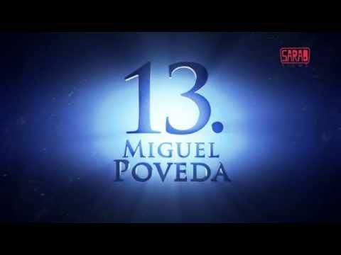 Estreno del largometraje documental 13.MIGUEL POVEDA