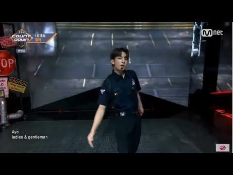 171015 BTS - DOPE [ SPECIAL STAGE ] @ M! Countdown Live Performance