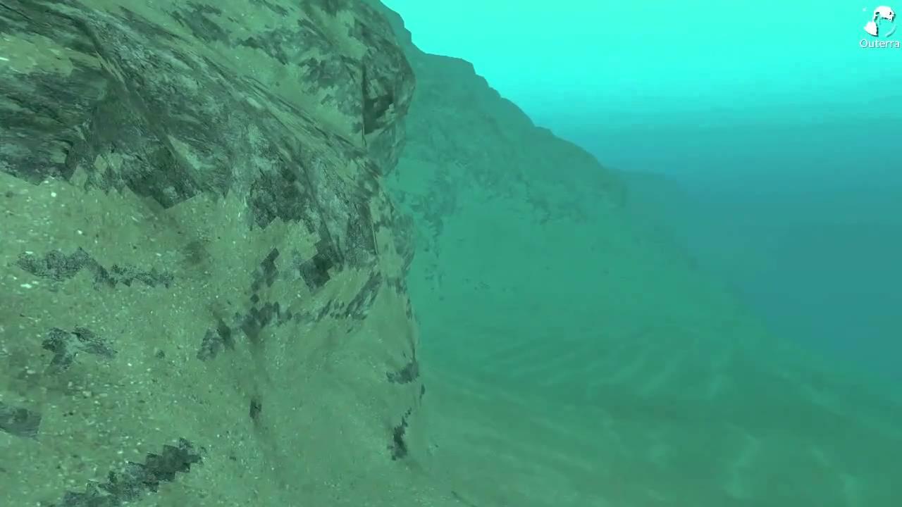 Outerra: Ocean Rendering