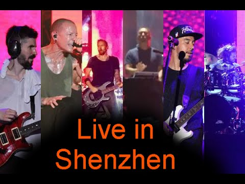 Linkin Park - Shenzhen, The Hunting Party Chinese Tour 2015 (Full Show)