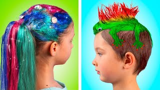 14 Cute Hairstyle Ideas for Girls and Boys!