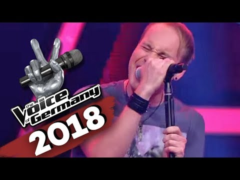 Kaleo - Way Down We Go (Andreas Hauser) | The Voice Of Germany | Blind Audition