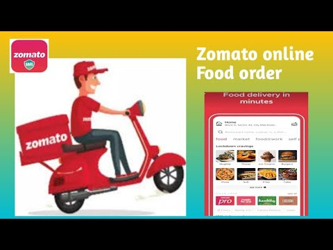 Zomato Food order  cash on Delivery Process 😎
