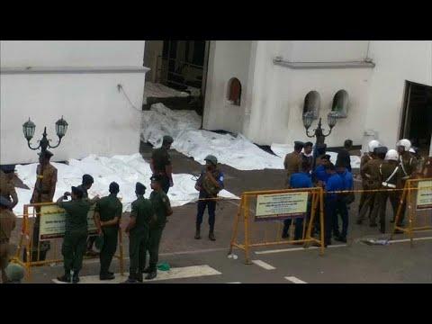 تعرف على جنسيات ضحايا تفجيرات سريلانكا  - نشر قبل 2 ساعة