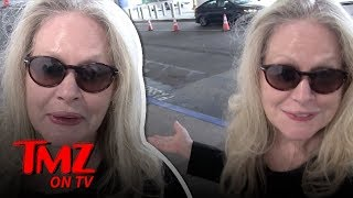 Beverly D'Angelo Is Giving Birth In Space | TMZ TV
