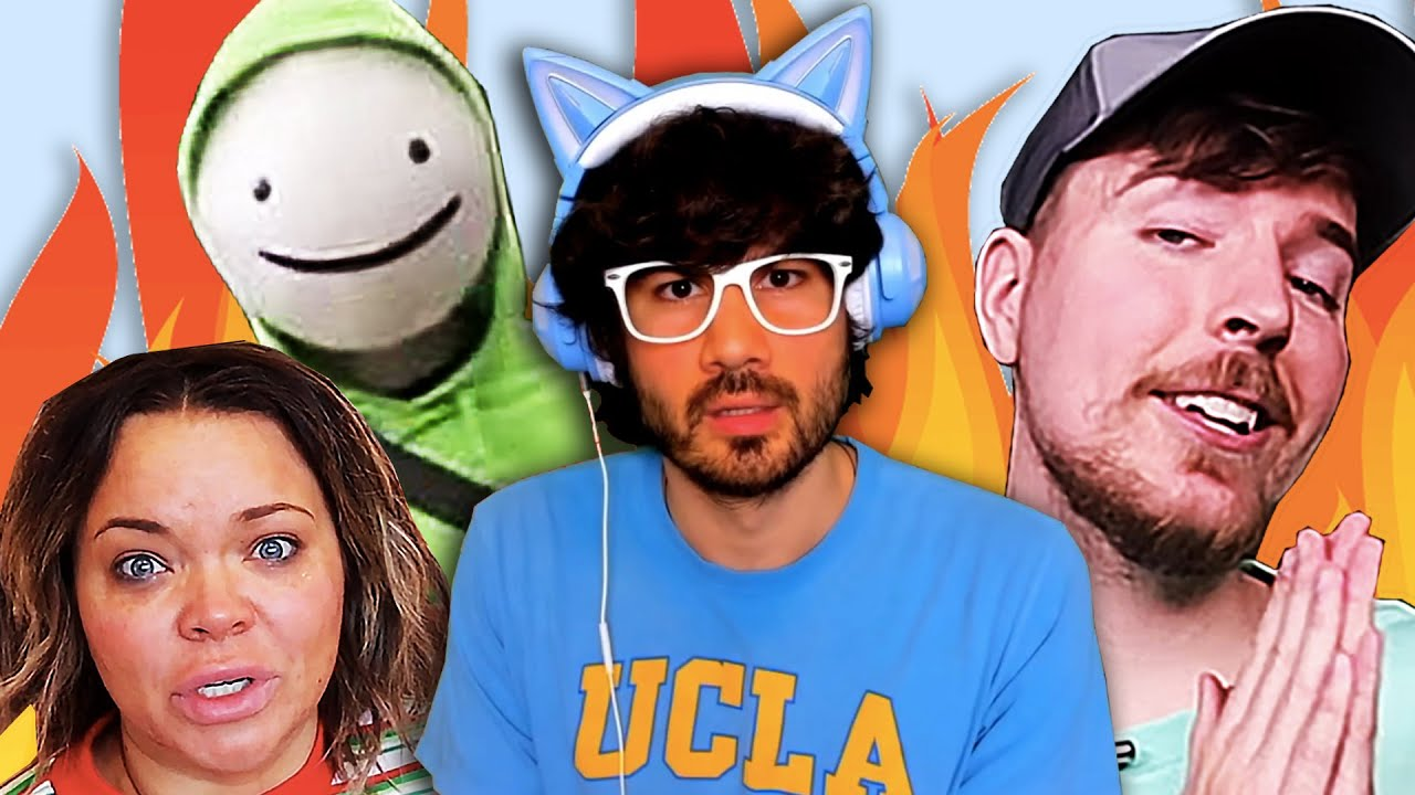 Download MrBeast CANCELED, Trisha Paytas SHADES Jeffree Star, Dream EXPOSES Small YouTuber