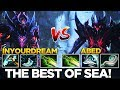 The Best Of Sea Abed Vs Top  Mmr Inyourdream Epic Shadowfiend Battle Dota   Mp3 - Mp4 Download