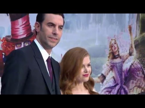 Alice Through the Looking Glass: London Red Carpet Movie Pre