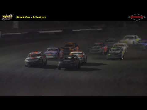 Stock Car -- 8/18/17 -- Rapid Speedway