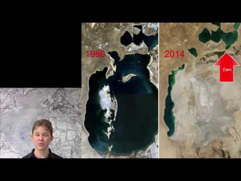 Who Killed the Aral Sea - Stories Jump from Maps