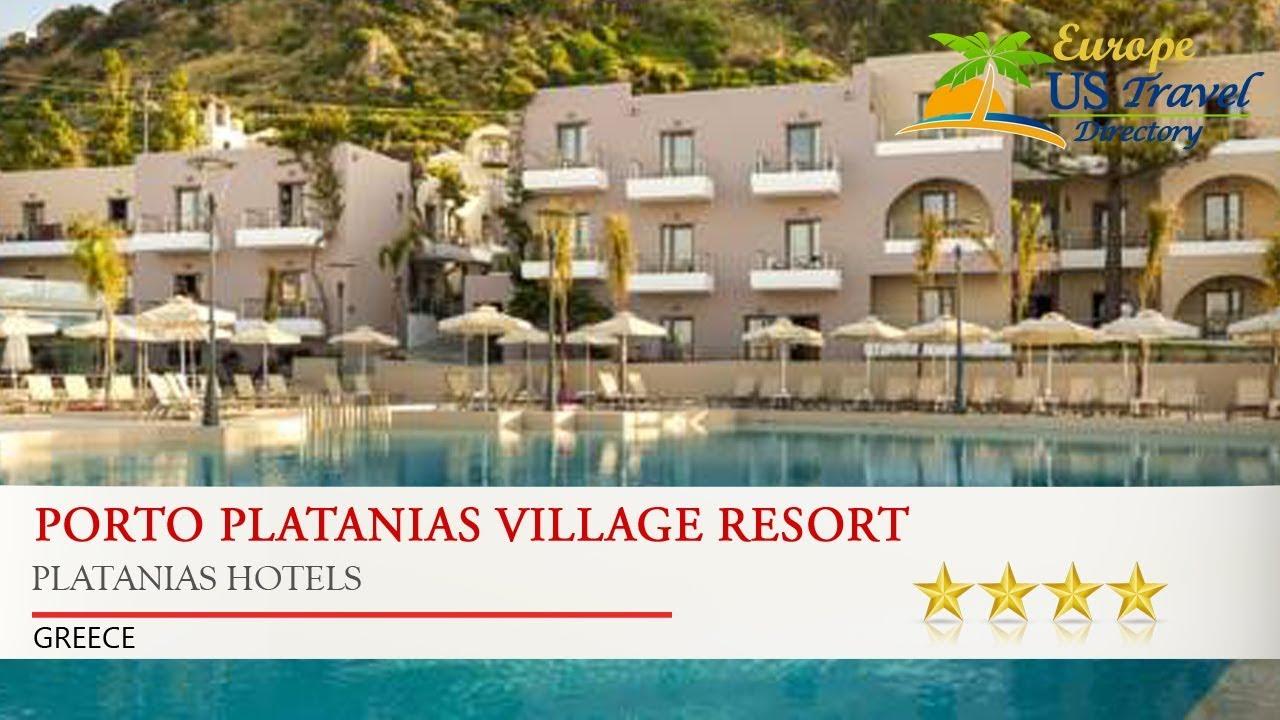 Porto platanias village resort platanias hotels greece youtube porto platanias village resort platanias hotels greece sciox Choice Image