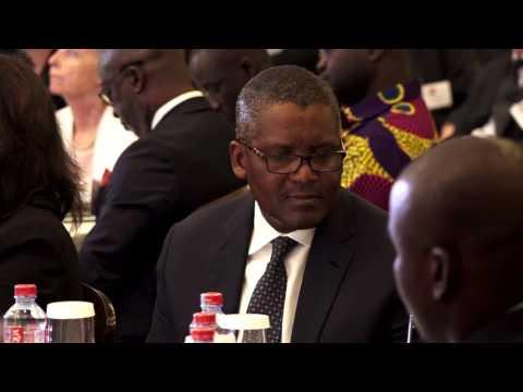 CEO Pakai Attending 2017 World Development Finance Forum in Accra, Ghana