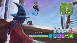 PEAU ELMIRA 'NEW' 11 Kills Solo Gameplay (fr) I Have Aimbot (Fortnite) #FearChronic