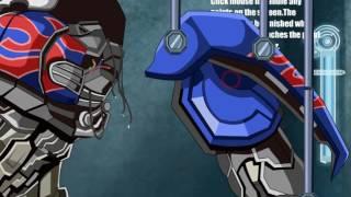 Мультик игра Трансформеры: Ремонт Оптимуса Прайма (Repair Optimus)
