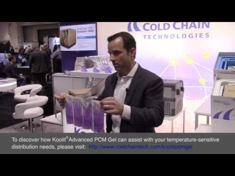 Cold Chain Technologies Koolit® Advanced PCM Gel