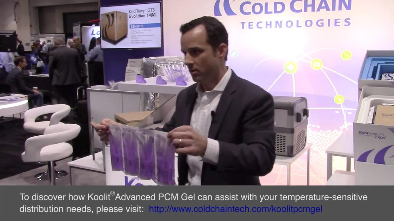 Video Koolit Advanced Pcm Gel Demo Cold Chain Technologies