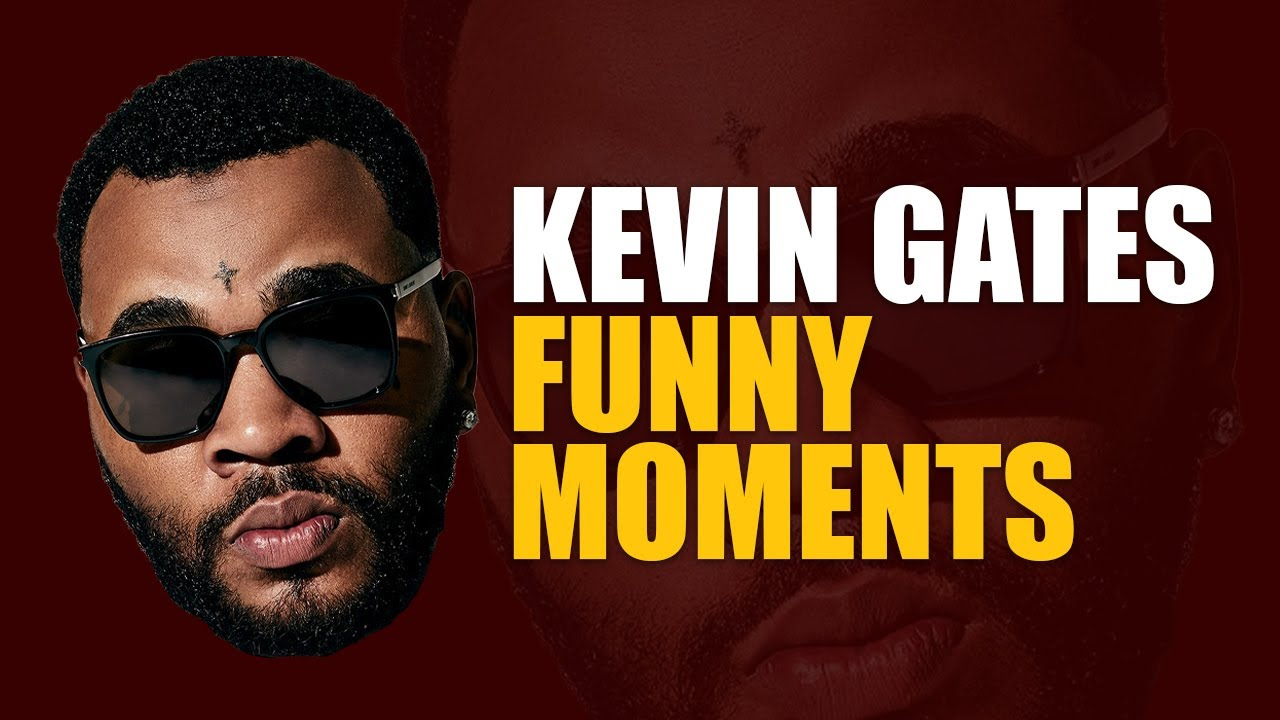 Download Kevin Gates Funny Moments (BEST COMPILATION)