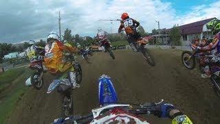 MX3 Round of Ukraine, Chernivtsi 2013 - Qualifying Race - Motocross