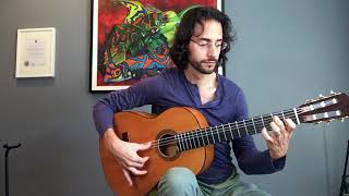 Diego Alonso Music | Flamenco Guitar (Alegrias Sampler)
