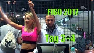 FIBO 2017 TAG 3 + 4 (Samstag & Sonntag) - man muss sich weiter durchfressen