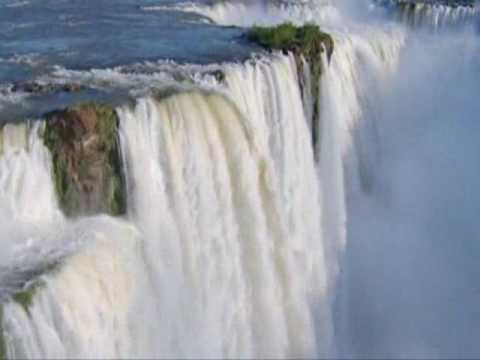 Animated Waterfall Wallpaper Cataratas De Igua 231 U Iguazu Waterfall Youtube