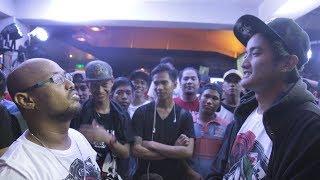 Bahay Katay - Zaito Vs Romano - Rap Battle @ Basagan Ng Bungo 2
