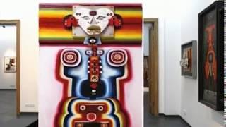 Смотреть видео Выставка В. Янкилевского
