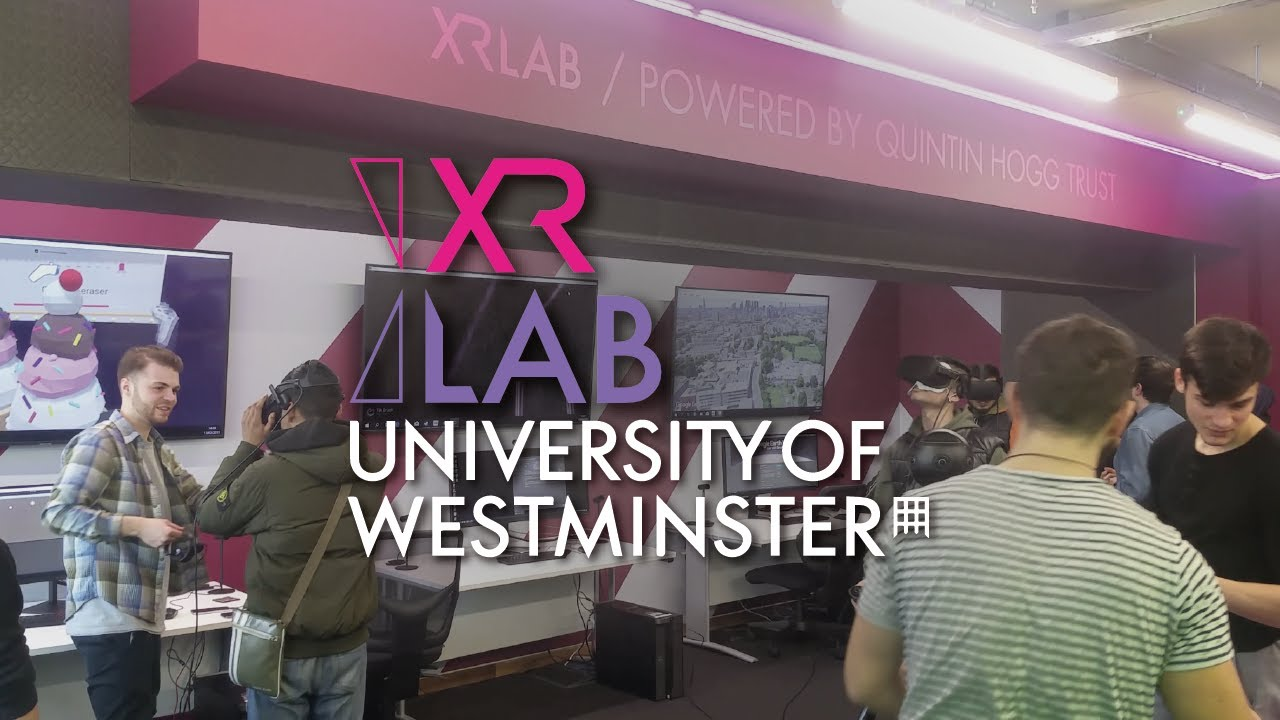 Collaboration Immersionn & the XR Lab at the University of Westminster.