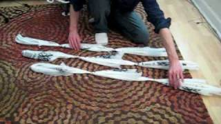 Make Rope from Plastic Bags (without tools)
