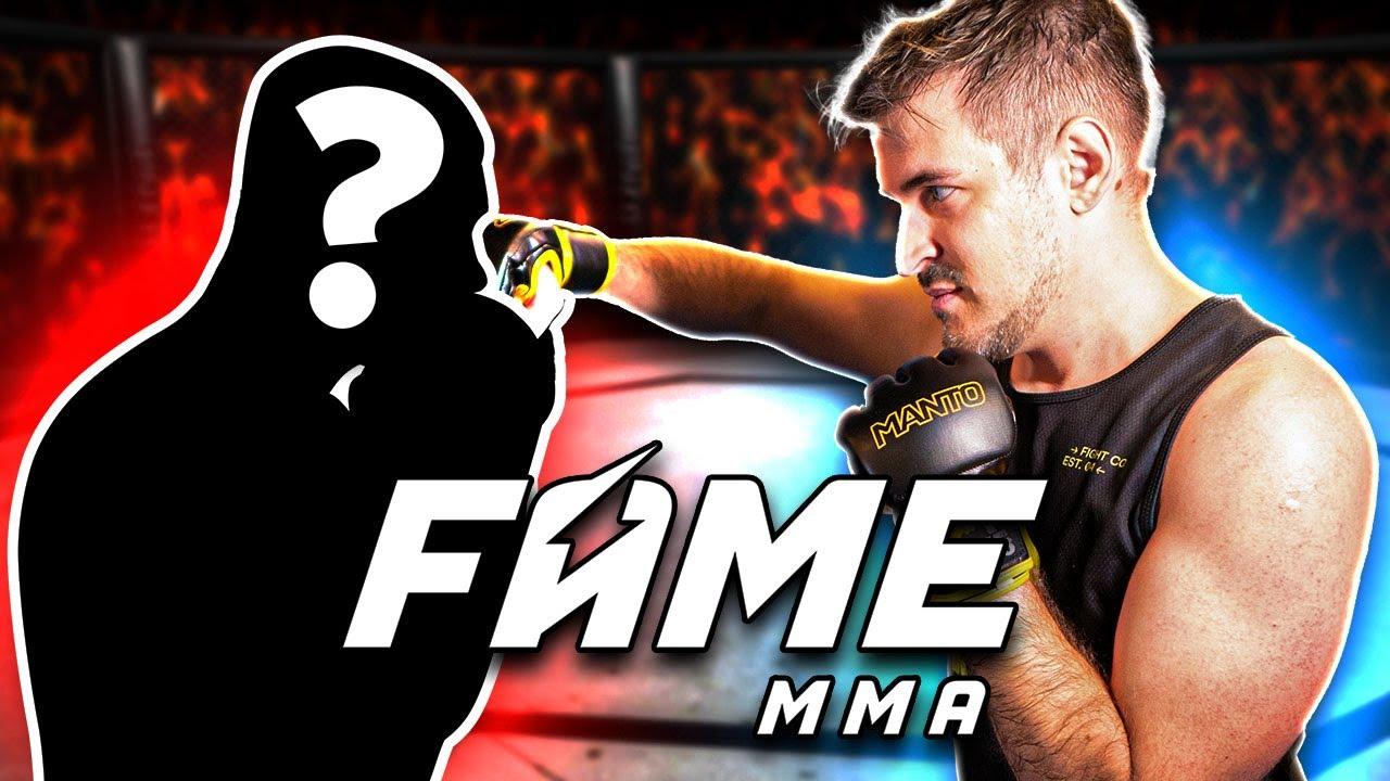 Z KIM ZAWALCZĘ NA FAME MMA?