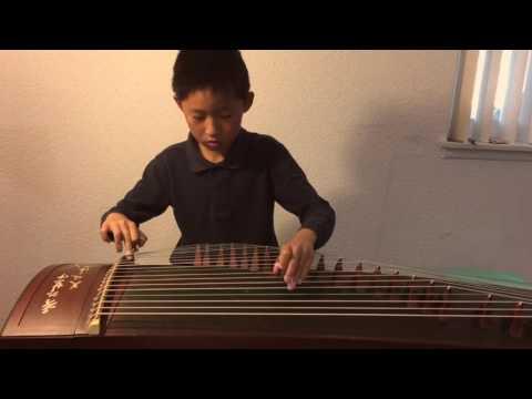 Purple Bamboo Song - Jeffrey Wei 紫竹调