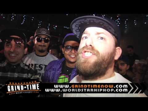 Grind Time Now Presents: NoCanDo vs DirtBag Dan