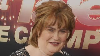 America's Got Talent: The Champions: Susan Boyle Reveals Her Favorite Part!