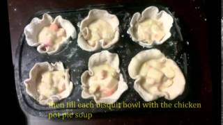 How To Cook Mini Chicken Pot Pies