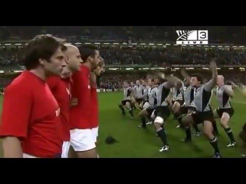 Best Haka Ever!!!  France New Zealand 2007 Quarter Final Rugby World Cup