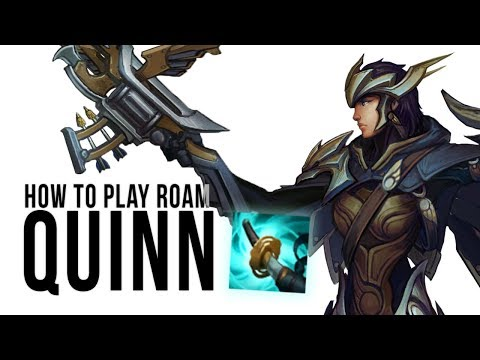 Imaqtpie - HOW TO PLAY QUINN! (THE SECRET IS TO ROAM)