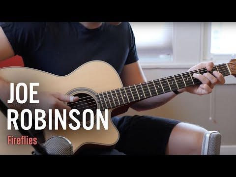 Joe Robinson - Fireflies