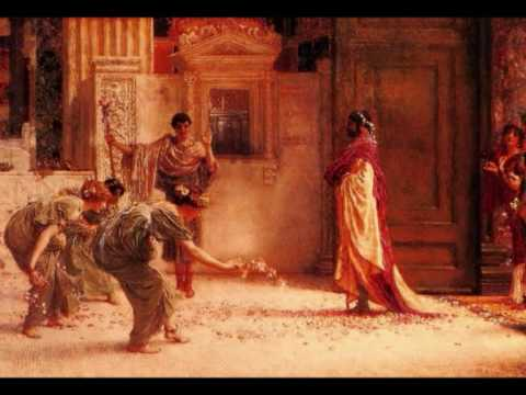 """Gioachino Rossini - Il pianto d'Armonia sulla morte di Orfeo (1808) - """"Ma tu che desti"""" - No. 2. Recitative & Aria (Paul Austin Kelly)"""