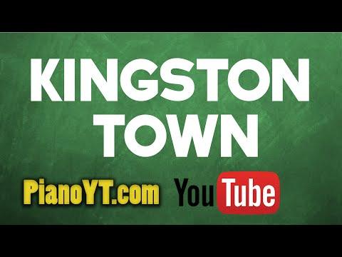 Kingston Town - UB40 Piano Tutorial - PianoYT.com
