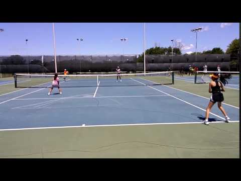 Doubles at the FCTC Summer Camp 2016