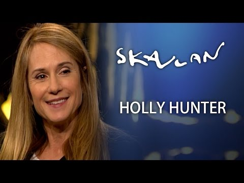 Holly Hunter Interview | Skavlan
