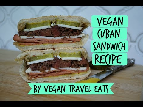 Vegan Cuban Sandwich Recipe