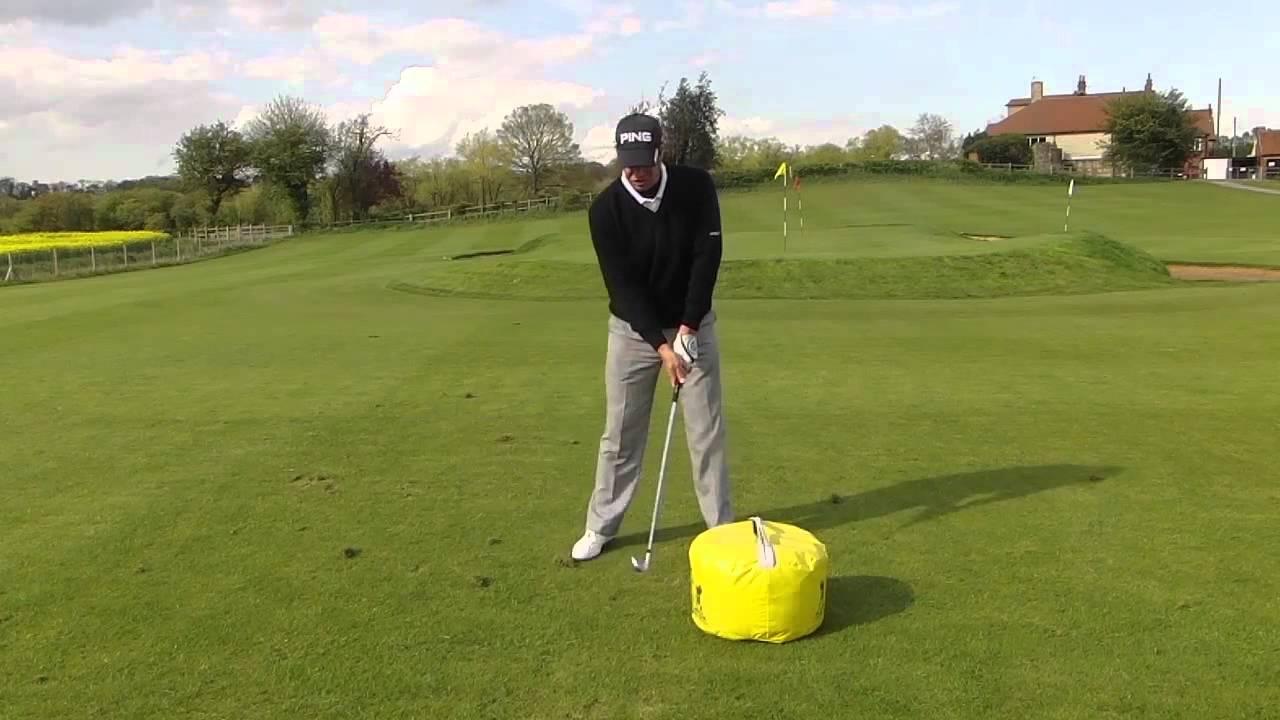 John King Golf Impact Bag