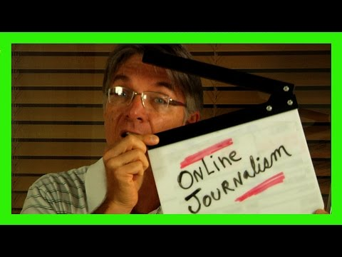 Online Journalism FREE Lessons
