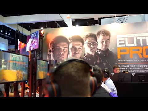 My Experience at the E3 Gaming Convention!