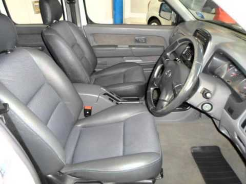 2012 NISSAN HARDBODY 2.4i DOUBLE CAB 4X4 - 92,813 KM Auto For Sale On Auto Trader South Africa
