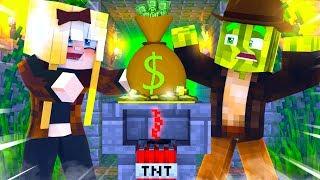 WARTE!! DAS ist ZU 99,97% EINE FALLE?! - Minecraft TEMPEL