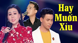 Hỏi Anh Hỏi Em, Tàu Đêm Năm Cũ - Song Ca Hay Muốn Xỉu - Huỳnh Thật, Lưu Ánh Loan, Đoàn Minh