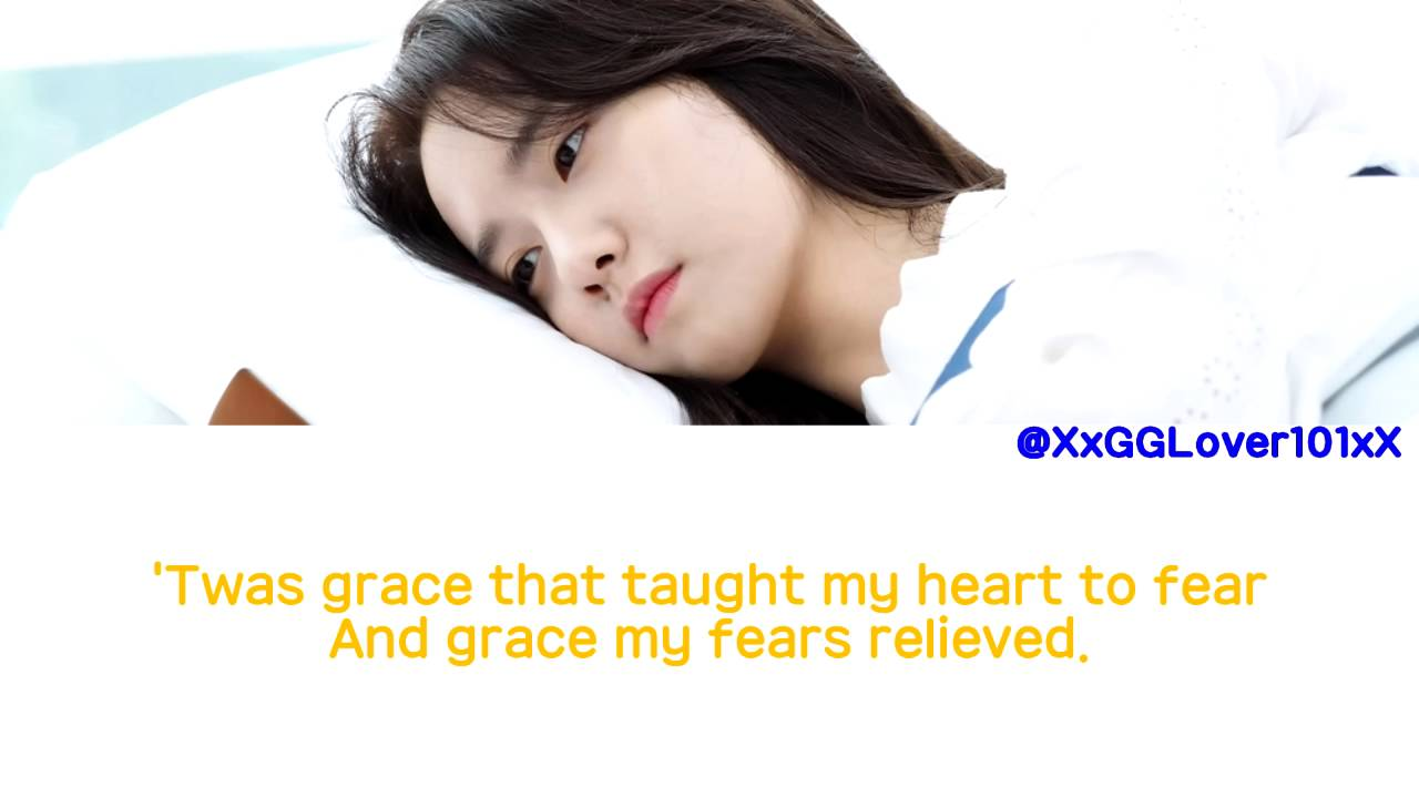 YoonA (윤아) – Amazing Grace Color Coded Lyrics (OST from The K2)